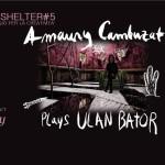 Amaury Cambuza Ulan Bator Alley